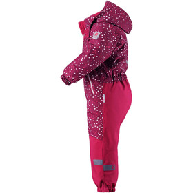 Reima Snowy Overall Kids dark berry